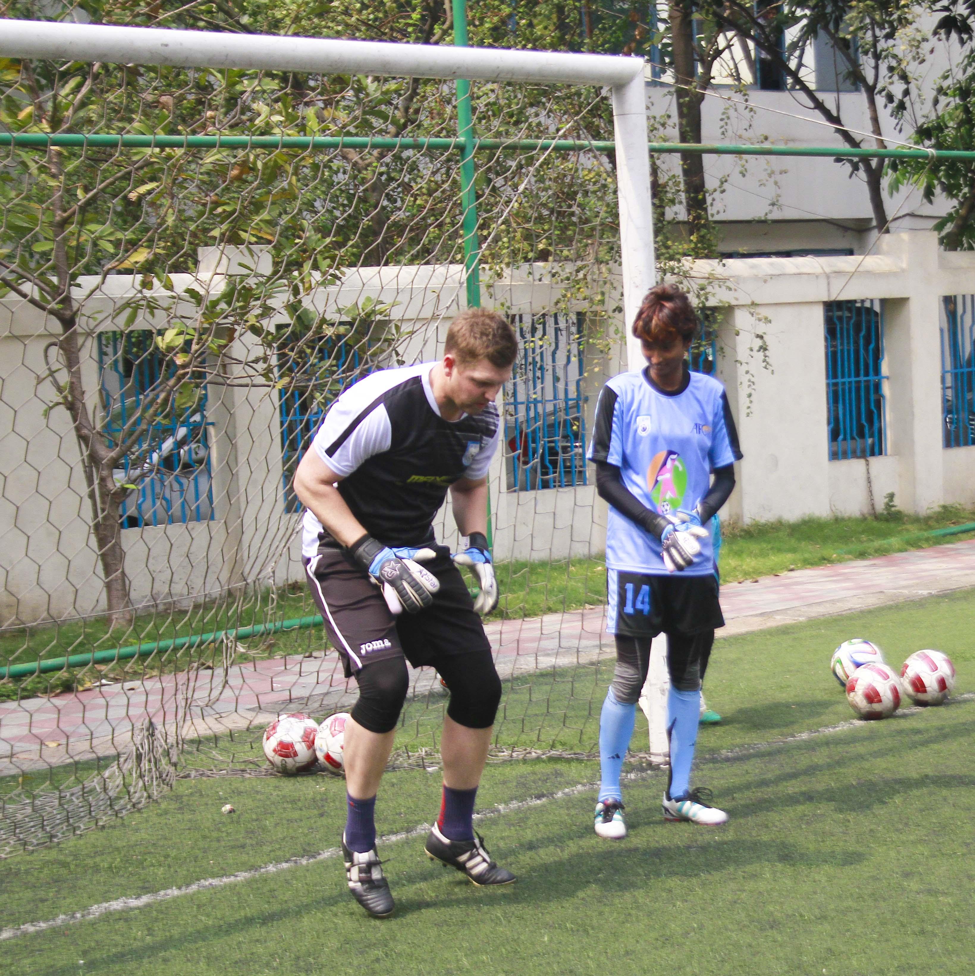 BFF U16 Girls Training