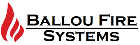 Ballou Fire Systems Logo