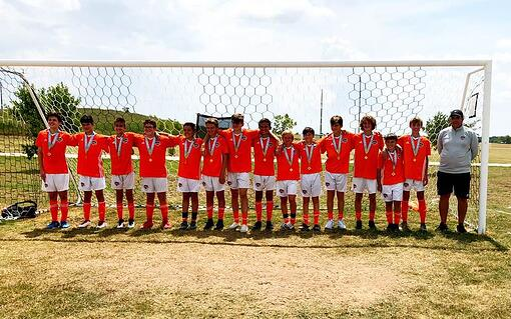 Dynamo Montgomery 04 Orange