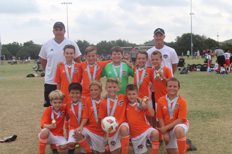 Dynamo Montgomery 08 Orange