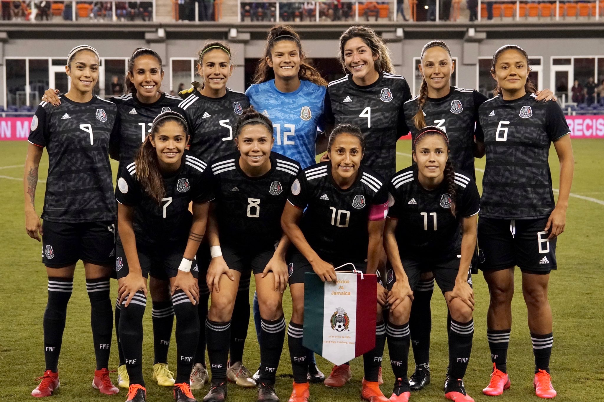 Emily Alvarado BBVA Stadium 2020