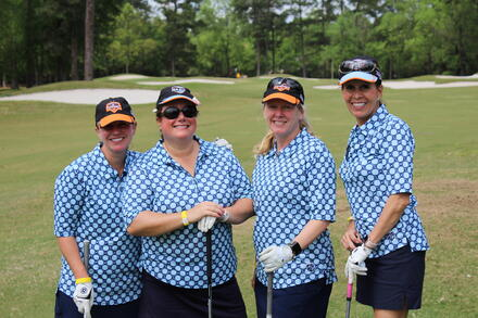 Foursome Divas Golf Picture 2019