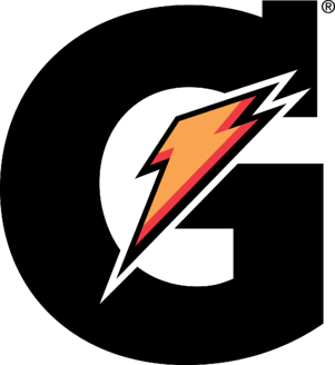 G Bolt - Full Color - Black - PNG