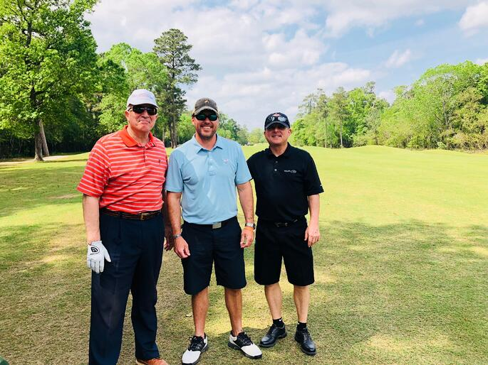 Golf Foursome 2018
