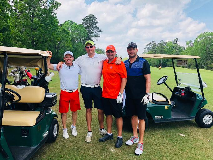 Golf Foursome 2018c