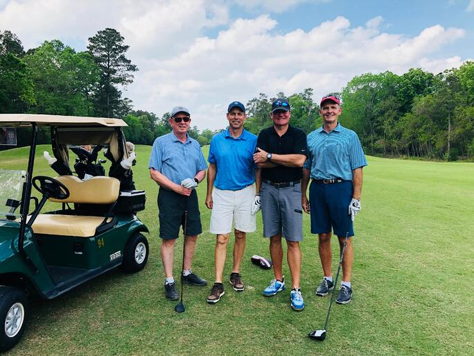 Golf Foursome 2018d