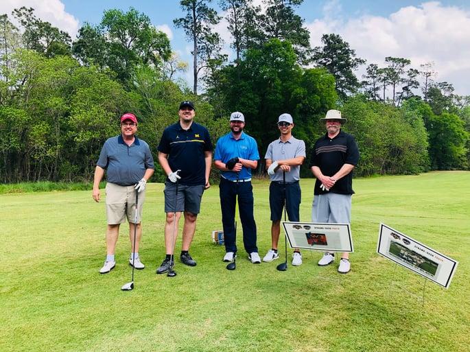 Golf Foursome 2018e