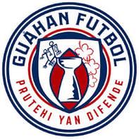 Guam Soccer Team Logo 2019