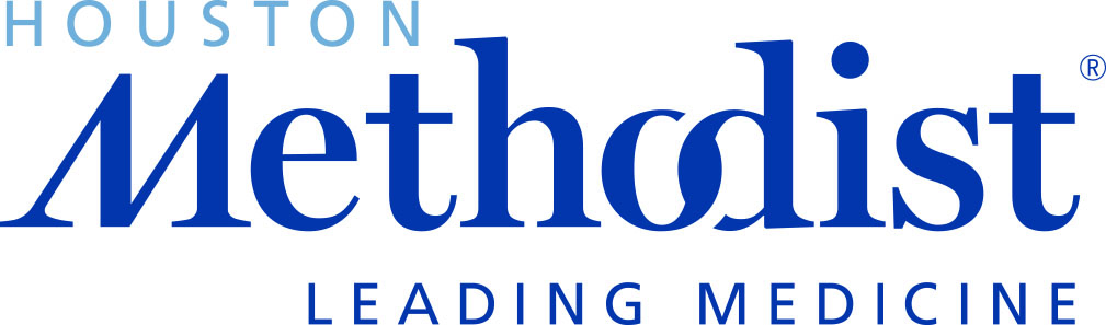 Houston Methodist Leading Medicine Blue Logo