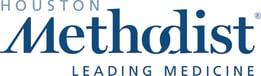 Houston Methodist Leading Medicine Blue Logo