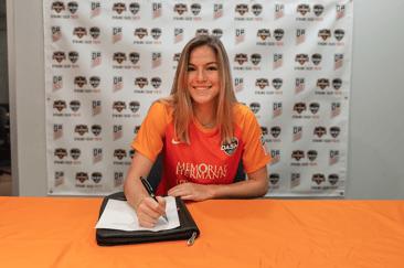 Jenna Trauffler 2020 Orange