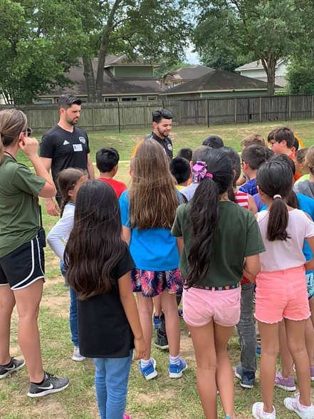 Katy Community Outreach 2019
