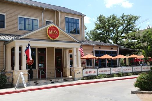 Mia's Table Restaurant