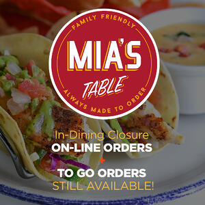 Mias_Closure Online and To-Go