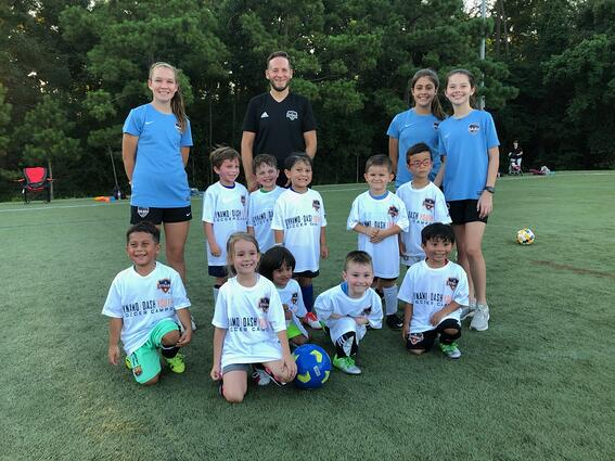 Mini Kickers Camp 2019 (north)