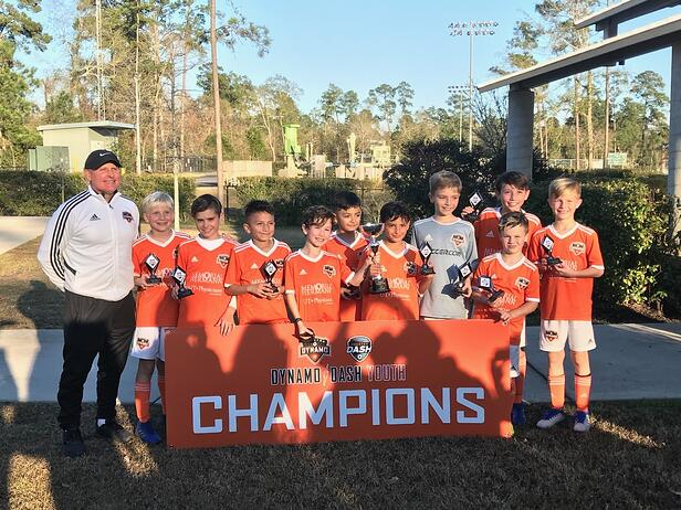NE 2010 Catalyst Team - Houston Premier Cup Champions