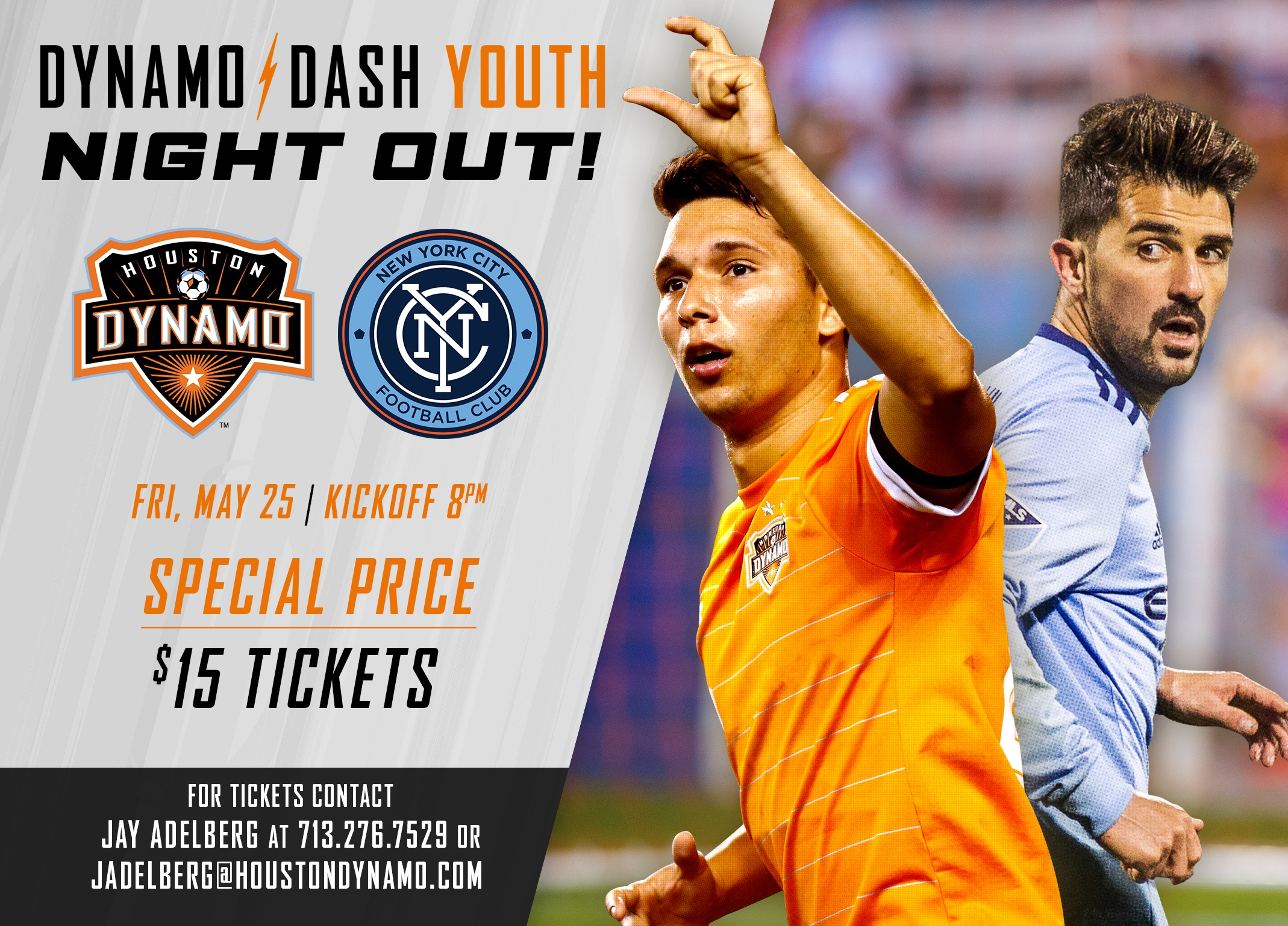 NYCFC Flyer