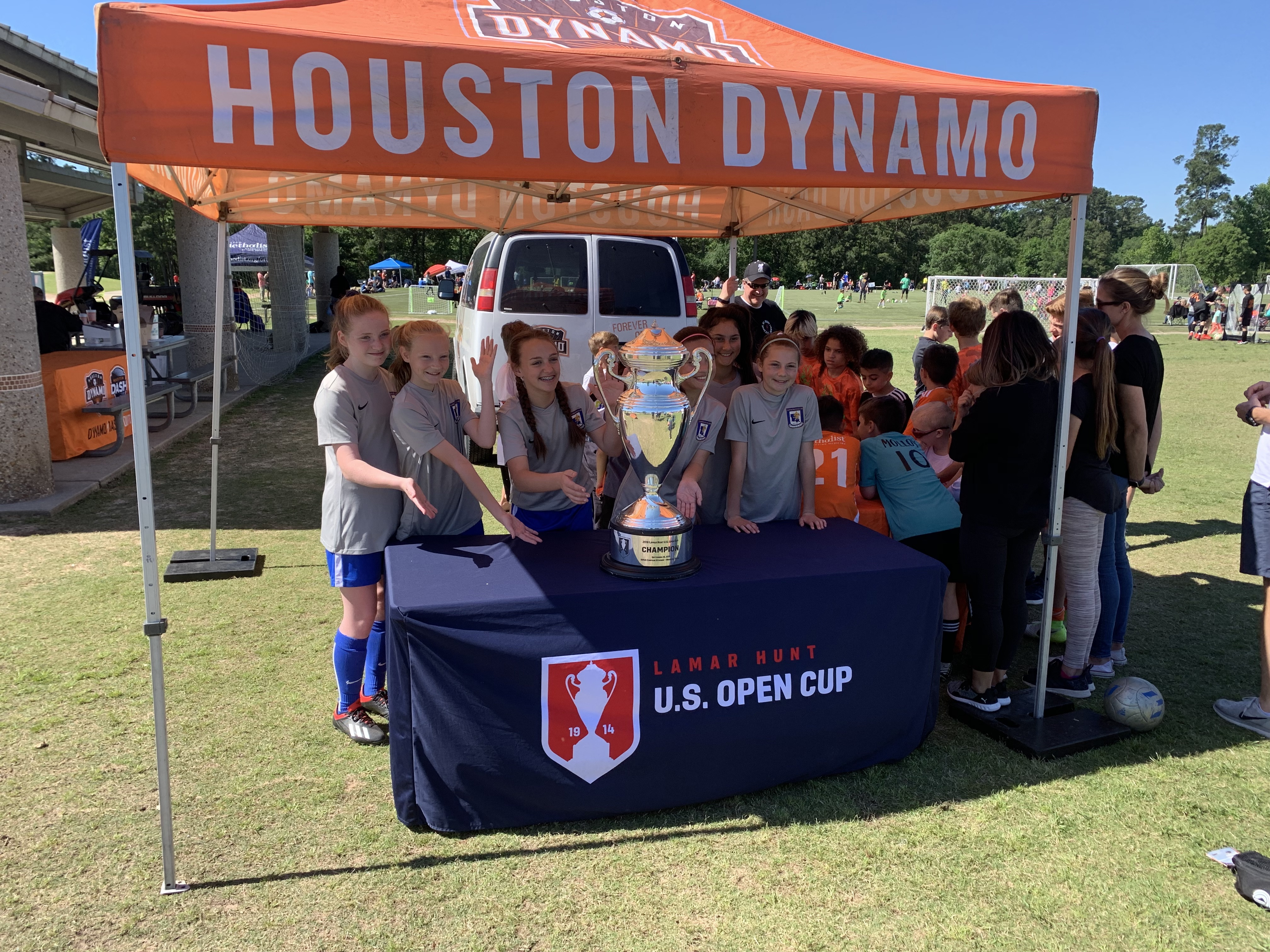 Open Cup 2019