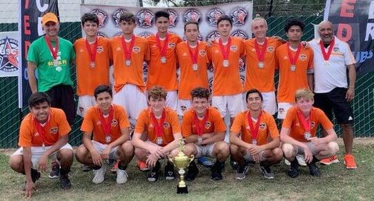 South 03PA 2019 U16 Nat Champions