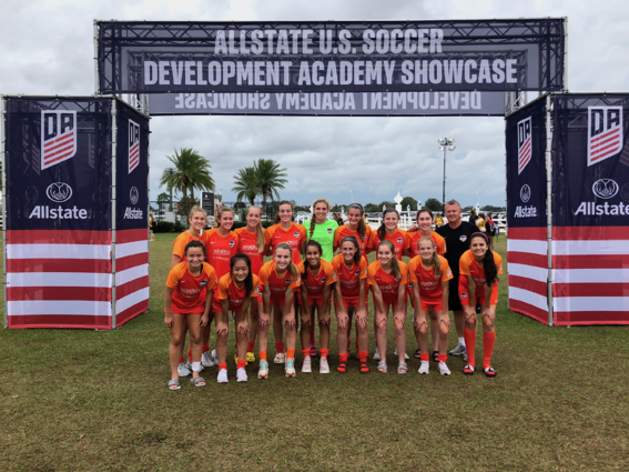U17 GDA Showcase 2019
