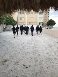 U19 DA Boys Morning Jogging