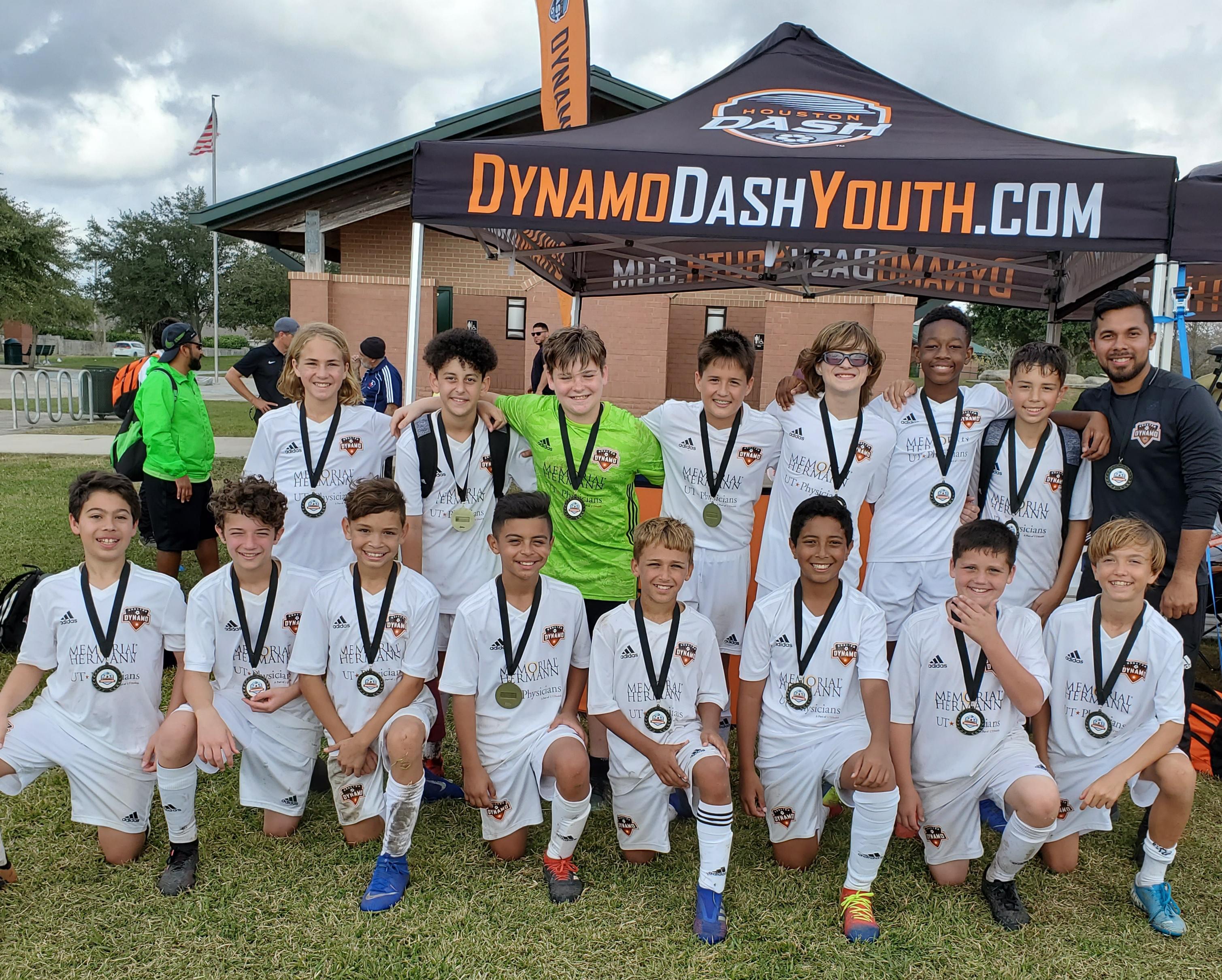 Winterbreak Cup 2019 Dynamo