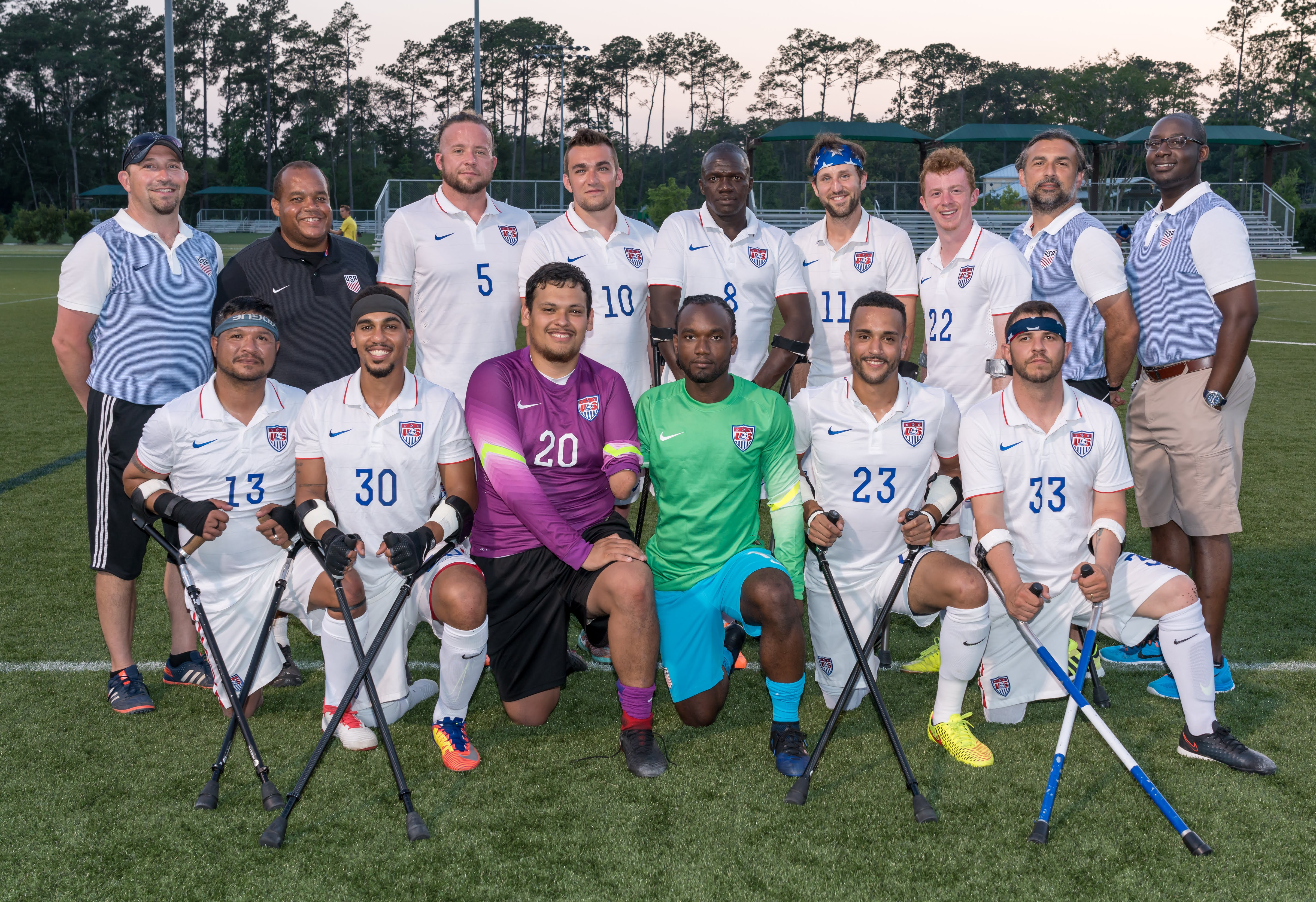 us Amputee soccer